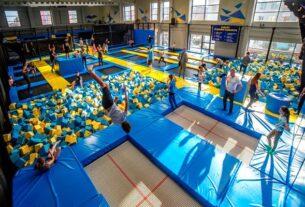 Park trampolin Jump Hall Wrocław - czyli doskonałe miejsce, żeby się wyszaleć!
