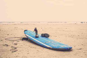 Jaką deskę surfingową kupić dla początkującego